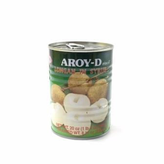 ロンガンシロップ漬け缶詰